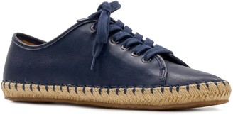 Patricia Nash Leather Sneakers - Emiliana