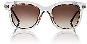 Thierry Lasry Women's Savvvy Sunglasses - Clear