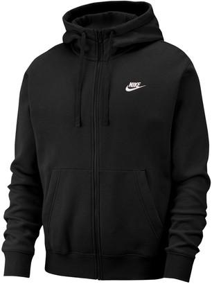 Nike Men's Sportswear Club Fleece Full-Zip Hoodie