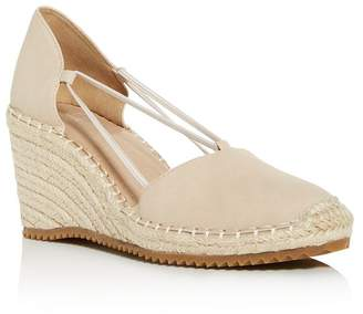 Eileen Fisher Women's Wedge d'Orsay Espadrille Pumps