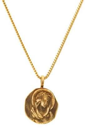 Yeezy x Jacob the Jeweler 18K Pendant Necklace