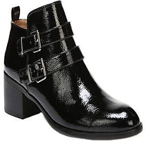 Franco Sarto Leather Booties - Raina Patent