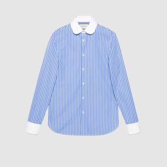 Gucci Striped cotton shirt