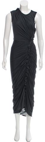 3.1 Phillip Lim3.1 Phillip Lim Sleeveless Ruffle-Trimmed Dress