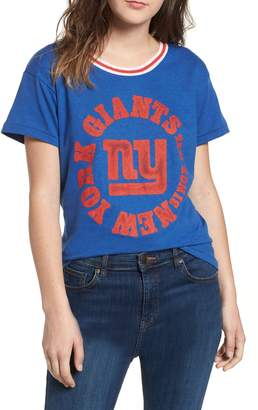 Junk Food Clothing NFL Giants Kick Off Tee