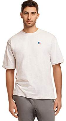 Russell Athletic Heritage Men's Baseliner Eagle R T-Shirt,XXL