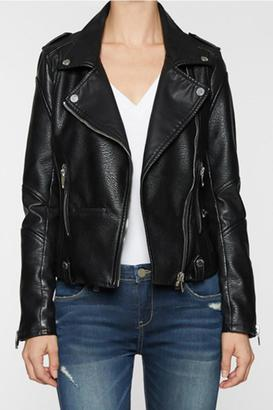 Blank NYC Ultimate Moto Jacket $168 thestylecure.com