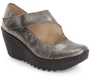 Women's Fly London 'Yasi' Wedge Pump $179.95 thestylecure.com