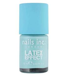 Nails Inc Nail Lacquer - Latex Effect