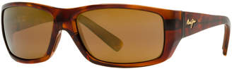 Maui Jim Polarized Wassup Sunglasses, 123 61