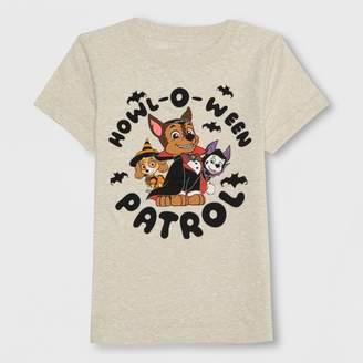 BEIGE PAW Patrol Toddler Boys' PAW Patrol Short Sleeve T-Shirt