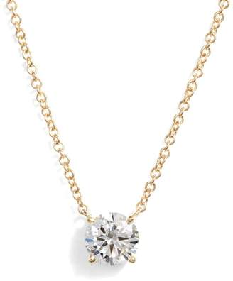 Bony Levy Liora Large Solitaire Diamond Pendant