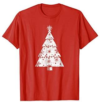 Fun Vintage Christmas Tree Shirt - Party Outfit