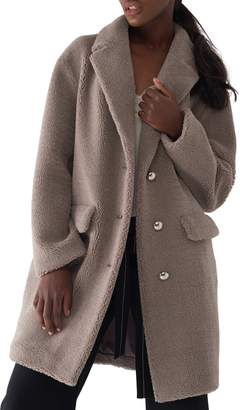 Sosken Gita Teddy Coat