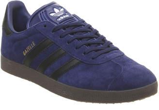 Mens Adidas Gazelle Trainers - ShopStyle UK b07f2e580