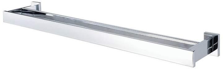 Haceka Edge 62.5 Cm Double Towel Rail
