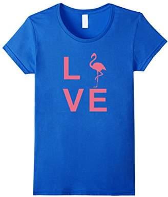 Flamingos Love Pink Shirts