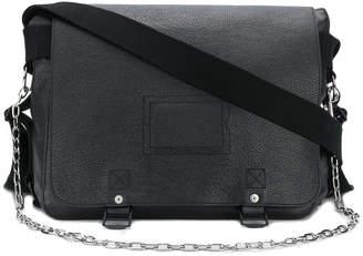 Zadig & Voltaire chain detail satchel