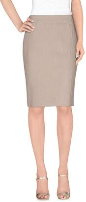 Armani Collezioni Knee length skirts - Item 35306511ER