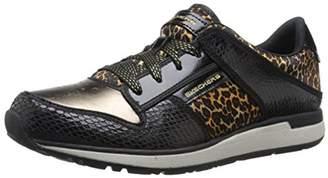 Skechers Women's Slicker Fancy Fashion Sneaker