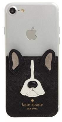 Kate Spade antoine iPhone 7/8 sticker pocket