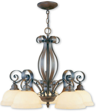 Livex Lighting Livex Manchester 5-Light Imperial Bronze Chandelier