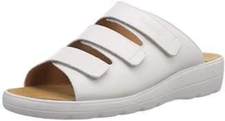 Ganter Women's SELINA, Weite F Mules White Size: