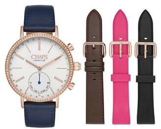 Chaps Whitney Interchangeable Hybrid Smart Strap Watch, 40mm