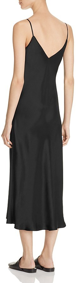Vince Satin Slip Dress 2