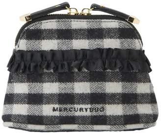 MERCURYDUO (マーキュリーデュオ) - MERCURYDUO チェック柄ポーチ