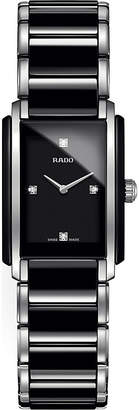 Rado R20613712 Integral stainless steel and ceramic watch