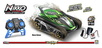 Nikko VelociTrax Radio Controlled Car