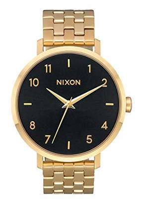 Nixon Arrow A1092 - Sunray - 52M Water Resistant Women's Analog Classic Watch (38mm Watch Face