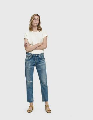 Citizens of Humanity Emerson Slim Fit Boyfriend Jean in Haven