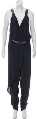 DAY Birger et Mikkelsen Silk Embellished Jumpsuit