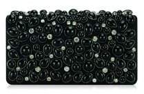 Adrianna Papell Isolda Embellished Clutch
