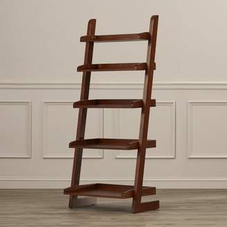 Three Posts Silvestri Ladder Bookcase