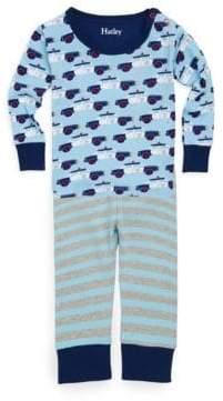 Baby's Cop Cars Pajama Set