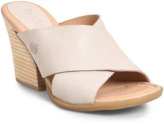 Børn Madison Cross Strap Slide Sandal