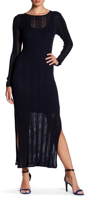 DKNYDKNY Rib Knit Maxi Dress