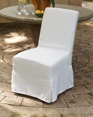 Southern Furniture-Upholestry Pair of Zada Slipcover Dining Chairs