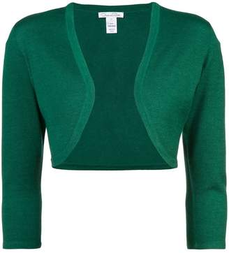 Oscar de la Renta knitted bolero