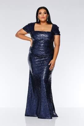 962b6a85360f Plus Size Sequin Dress - ShopStyle UK