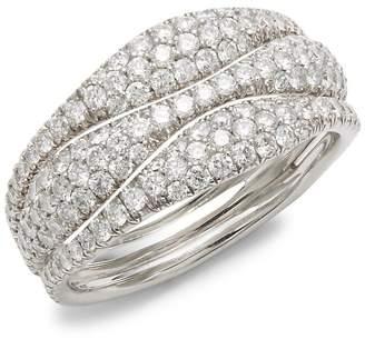 Kwiat Women's Moonlight Diamond & 18K White Gold Ring