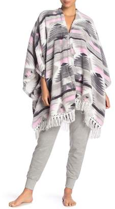 Couture PJ Chelsea Girl Geometric Print Wrap