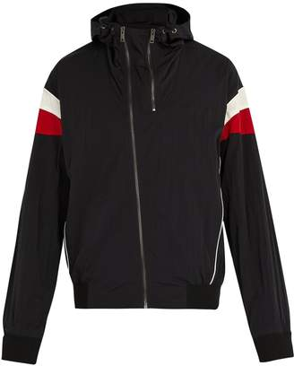 Givenchy Hooded track jacket