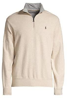 Polo Ralph Lauren Men's Long-Sleeve Knit Pullover