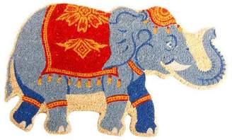 N. Coco Mats More Indian Elephant Doormat