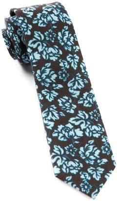 The Tie Bar Serpentine Floral