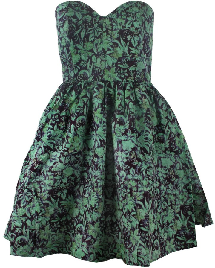 Jet Set Rachel Antonoff Tacy Floral Dress